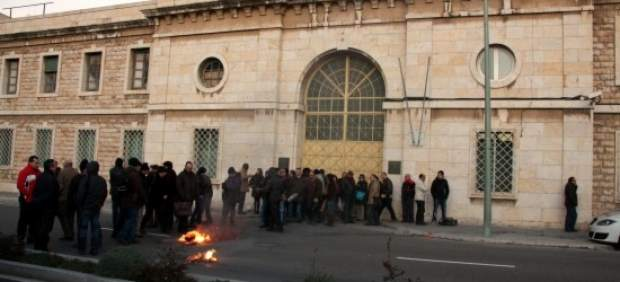 Cárcel de Tarragona.