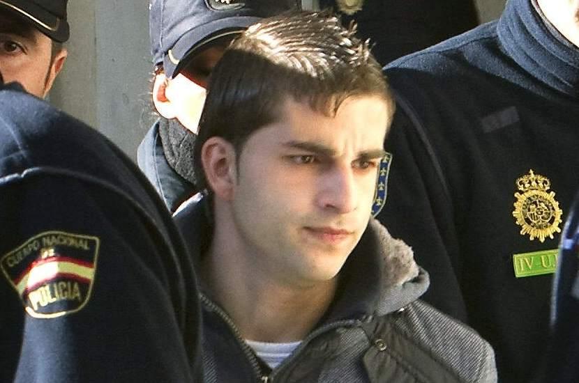 Carcaño, condenado a 20 años de cárcel