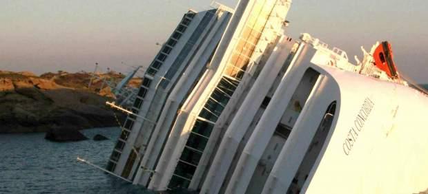 Crucero 'Costa Concordia'