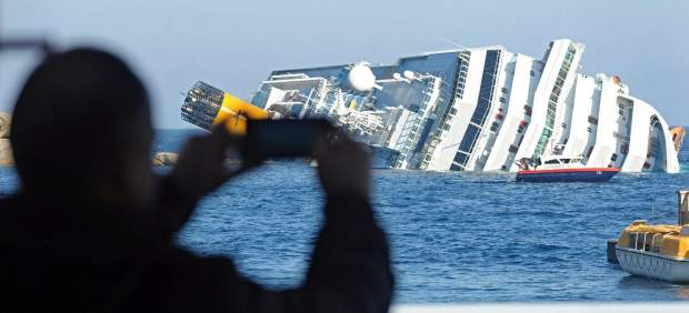 Instantánea del crucero
