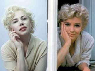 Michelle y Marilyn