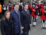 Funeral en Santiago para despedir a Fraga