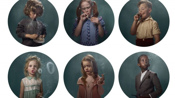'Smoking Kids'