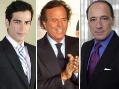 Alejandro Tous, Julio Iglesias y Roberto Álvarez