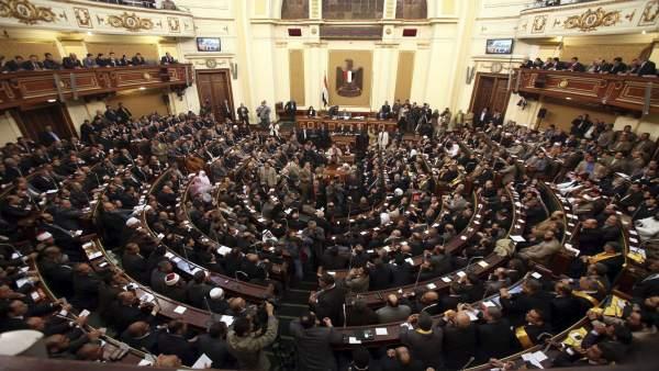 Parlamento egipcio