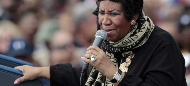 Aretha Franklin cancela sus próximos conciertos por recomendación médica