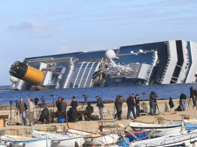 'Costa Concordia'