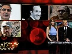 Nominados a mejor actor a los Oscar 2012