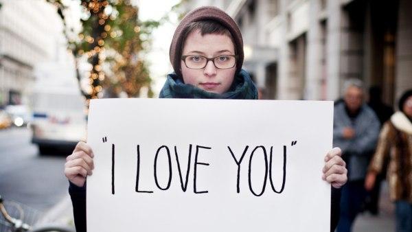 'Te amo'