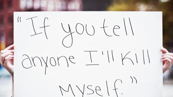 'Me mataré'