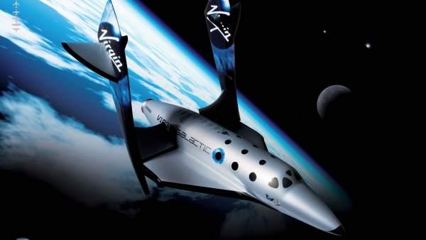 Vuelos espaciales para turistas