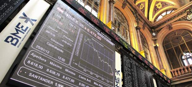La Bolsa española