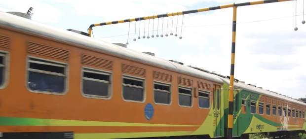 Trampas para los 'surferos del tren'