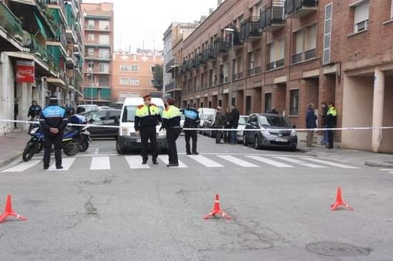 Los mossos detienen al cu ado de la asesinada en - Cristalerias en granollers ...