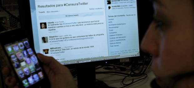 Twitter y la censura selectiva
