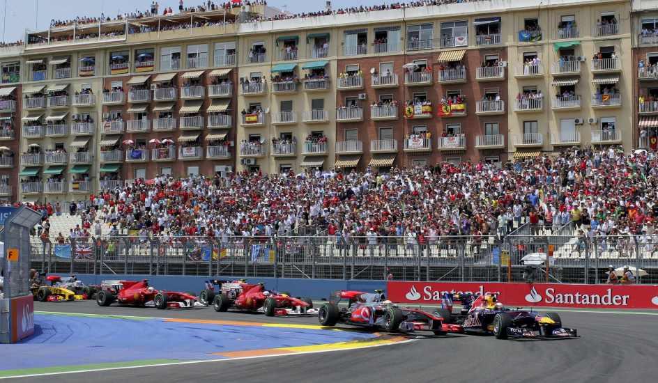 Circuito Valencia F1 : El pspv denuncia compras masivas de entradas para tapar