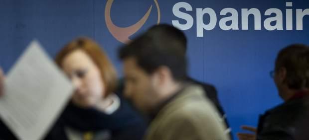 Atendiendo a los afectados por Spanair