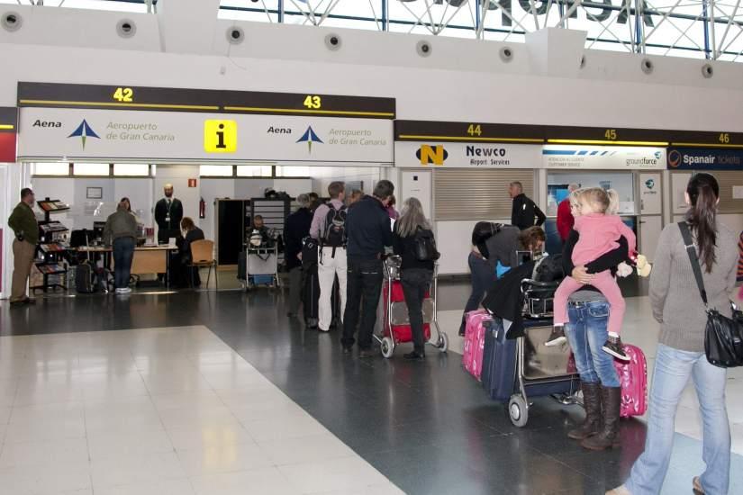 Afectados por spanair han realizado m s de quejas for Oficinas vueling barcelona