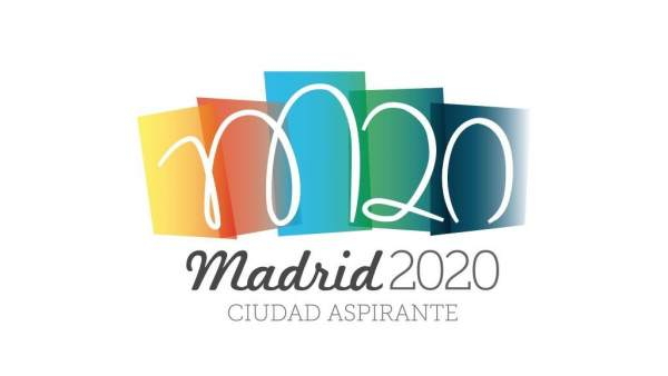 Logotipo original de Madrid 2020