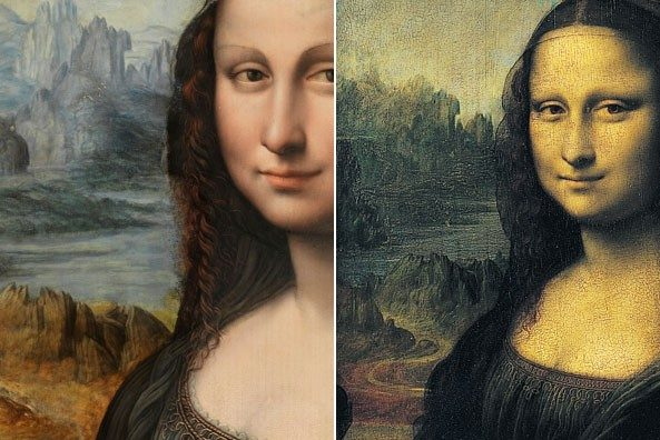 El Louvre confirma que la Mona Lisa se pintó un siglo desp.