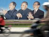 Mao Zedong, Deng Xiaoping y Jiang Zemin