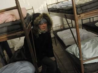 Refugios para el frío