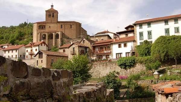 Naturaleza y paisaje en el Valle de Roncal, en el Pirineo navarro