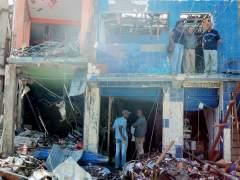 Al menos ocho heridos por explosiones de artefactos en dos lugares de Bogot�