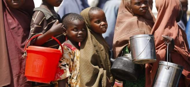 Fin de la hambruna en Somalia