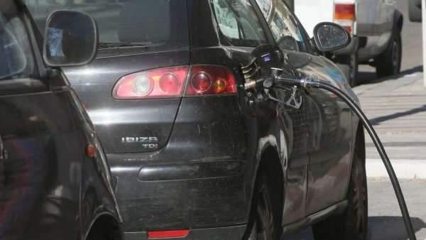 Precio de los carburantes