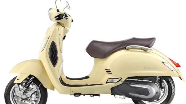 Nueva scooter TGB Bellavita, la gemela 'low cost' de Vespa
