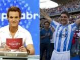 Christian Gálvez y Joaquín Sánchez