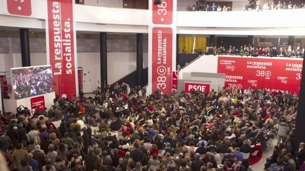 38 Congreso Federal del PSOE