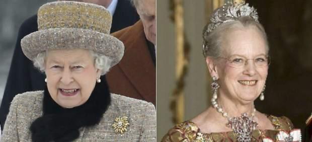 Monarquías europeas longevas