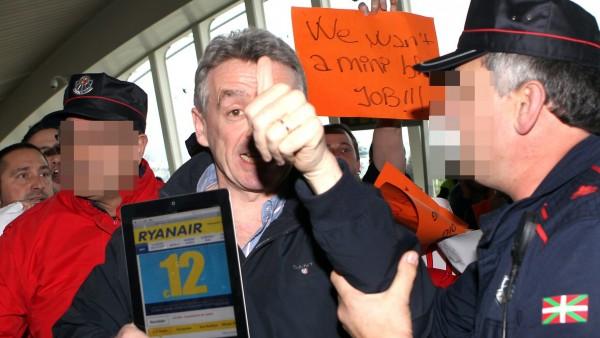 El presidente de Ryanair.