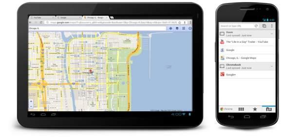 Google lanza su navegador Chrome para Android