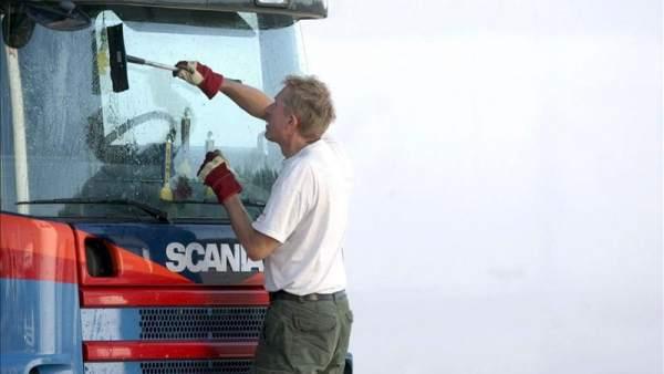 Un trabajador sueco