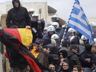 Primera huelga general de 2012