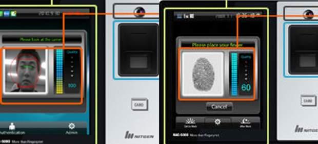 Seguridad biométrica