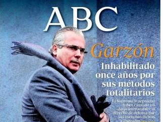 Garzón en ABC