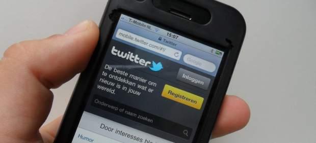 Twitter, mayoritariamente móvil y para uso profesional