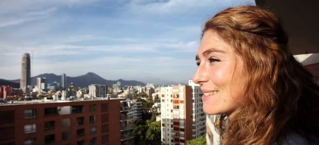 Española busca trabajo en Chile