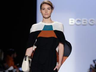 Colección de BCBG Max Azria  en la New York Fashion Week