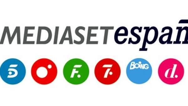 Logotipos de Mediaset España