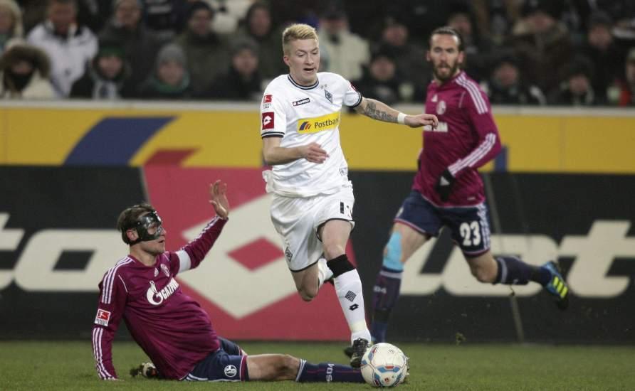 Schalke Mönchengladbach