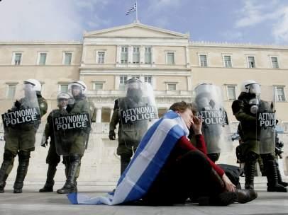 Grecia, al límite