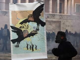 Los 'cuervos' de Lagarde y Merkel
