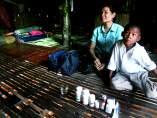 Niños y sida