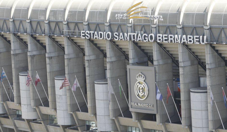 El real madrid pagar menos ibi por el santiago bernab u for Estadio bernabeu puerta 0