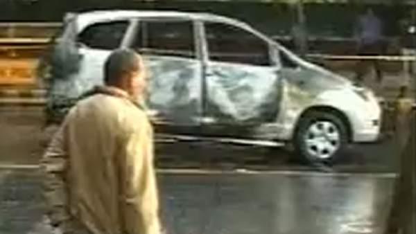 Bomba en Nueva Delhi
